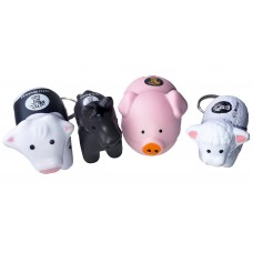 Animal Keyring Set