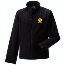 Mens Soft Shell Jacket (CB140M)